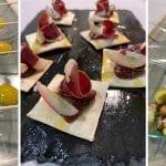 El menú perfecto para un evento veraniego en Menorca