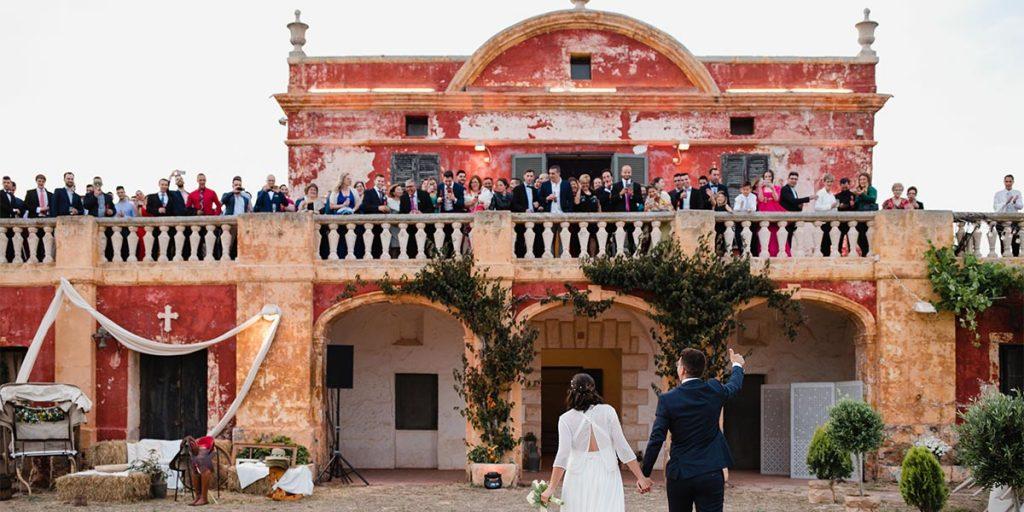 boda menorquina las fincas